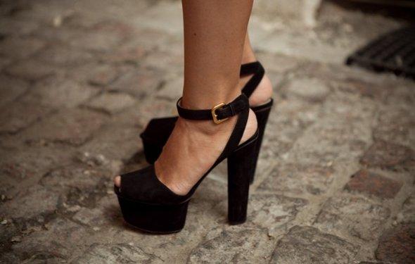 Секреты красоты обувь на