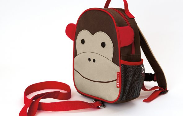 Детский рюкзак с поводком Skip
