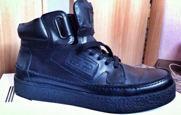 Стильные мужские ботинки KENZO