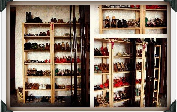 Хранение обуви в прихожей: