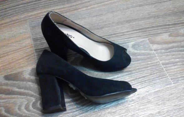 красивые туфельки с открытым