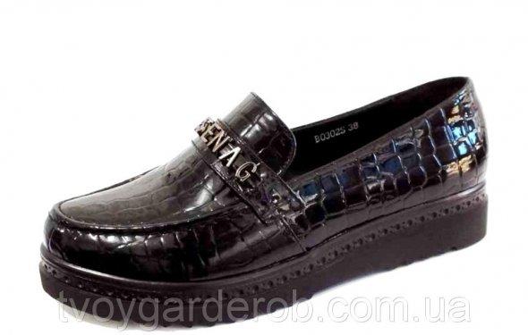 туфли-ботинки женские р