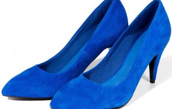 Модные женские туфли 2015