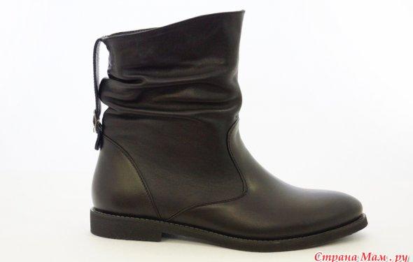 Классическая женская обувь на