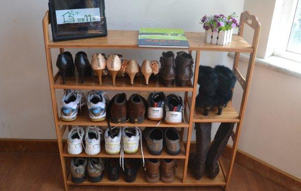 Полка для обуви фото размеры