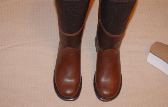 Теплая женская обувь La