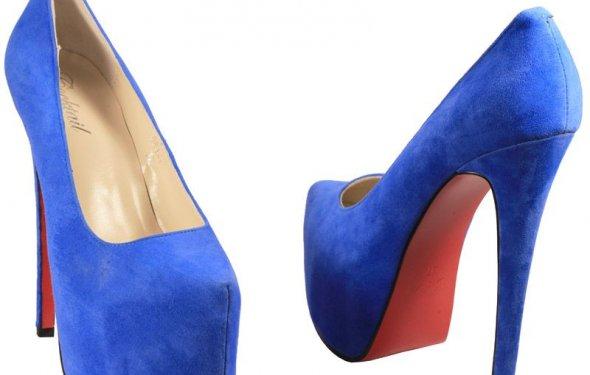 туфли на платформе 15 см
