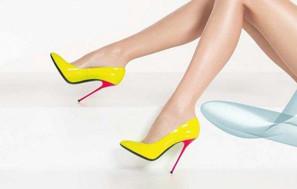 Комментарий: Туфли на шпильках
