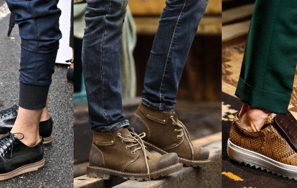 Удобная мужская обувь: секреты