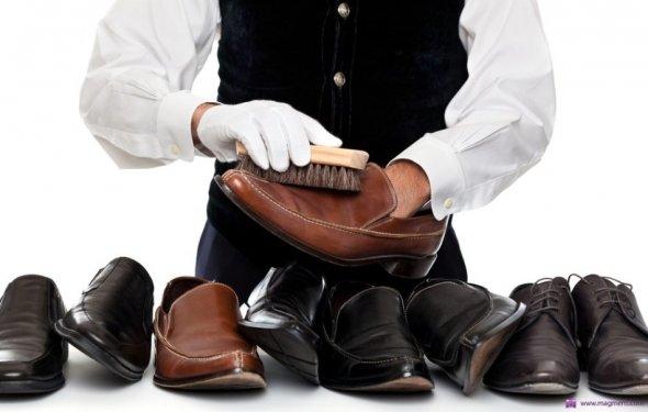 Уход за обувью в зимний период