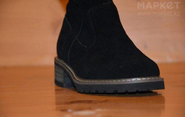 Женская фирменная зимняя обувь